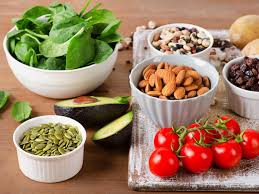 eatables arrangements kidney disease high and moderate potassium foods