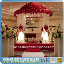 wedding backdrop prices new indian wedding decorations with quality and competitive