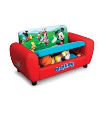 divanetto bambini divano infantile topolino