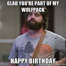 Brother Birthday Meme - best happy birthday meme for him and her funny and sarcastic
