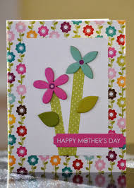 mother s day card designs mother u0027s day week begins write click scrapbook