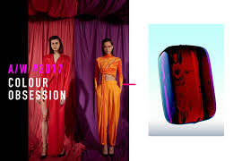 Colour Trend by A W 2017 Colour Obsession Pulse The Ultimate Boutique Retail