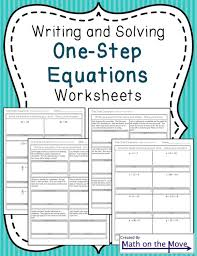 solving one step equations word problems powerpoint tessshebaylo