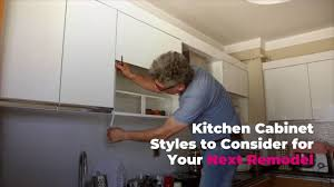 best kitchen cabinets style kitchen cabinet styles to consider for your next remodel