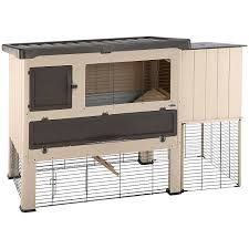 Rabbit Hutch Plastic Rabbit Hutch Shop For Cheap Pets And Save Online