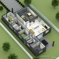 3d House Plan by 2d U0026 3d Floor Plans Sydney