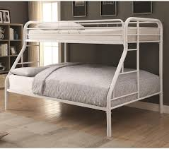 Bunk Beds Birmingham Coaster Metal Beds With Side Ladders Standard