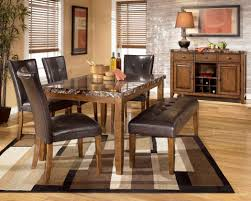 rustic dining room table with bench rustic dining room table with bench igf usa