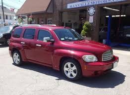 2006 Chevy Hhr Interior Used 2006 Chevrolet Hhr Lt At Manville Motors