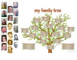 build your tree templates family trees and children s
