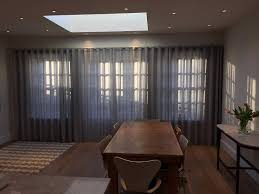 Blinds For Windows With No Recess - curtains for bifold doors window treatments for bifold doors