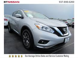 nissan murano gas tank size pre owned 2016 nissan murano sv sport utility in vandalia np4372