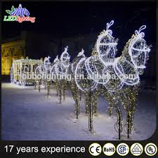 Outdoor Christmas Decoration Lights Reindeer by 2017 Outdoor Christmas Decoration Led Light Reindeer Buy 2017