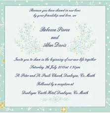 wedding invitations ireland with wedding day invitation wording ireland