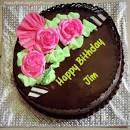 Image result for happy birthday jim cake