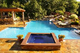 Pool Design Pictures by Geometric Pool Designs Swim Mor Pools And Spas Collierville Newest
