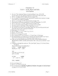acid base equilibrium worksheet defendusinbattleblog