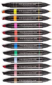 prismacolor marker set premier sup class regprisma reg sup chisel markers