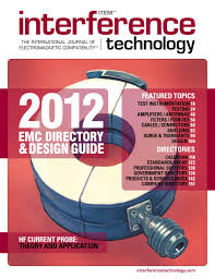 2012 interference technology emc directory u0026 design guide by item