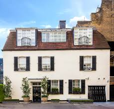 Mayfair Blackburnes mews home on grounds of the American Embassy is