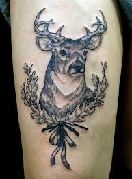 45 inspiring deer tattoo designs art and design