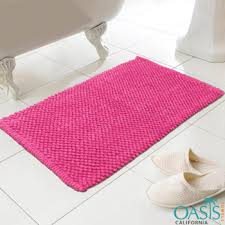 Hot Pink Bath Mat Hot Pink Bath Mat Oasis Towels Bath Mat - Bathroom mats and towels
