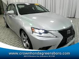 used 2015 lexus is 350 used 2015 lexus is 350 for sale fayetteville nc