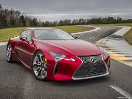 lexus red 2017 lexus lc 500 coupe red front hd wallpaper 13