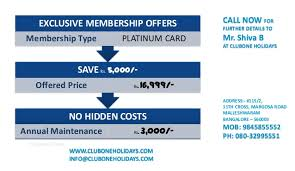 club one holidays membership