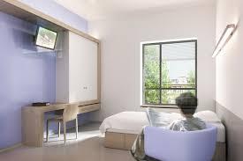 chambre d isolement en psychiatrie r2b architectes centre hospitalier psychiatrie de dieppe 76