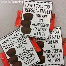these teacher gift tags are great to go along with back to