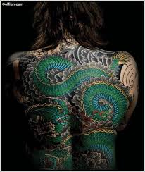 tattoo dragon full back collection of 25 full back dragon tattoo with color ink