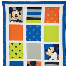 Mickey Mouse Crib Bedding Sets Vintage Mickey Mouse Crib Bedding Office And Bedroom Mickey