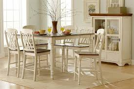Bar Height Kitchen Table And Chairs Diy Folding Table With Bench Ideas Modern Table Design