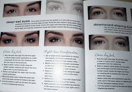 diffe eye shapes book review make up secrets by jemma kidd