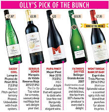 Good Wine For Gift Olly Smith Picks The Best Wines For Father U0027s Day Daily Mail Online