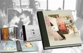 customized wedding albums wedding metallic album max photo and decor