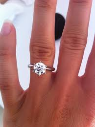 2 carat engagement ring price carat engagement ring your guide to carat weight