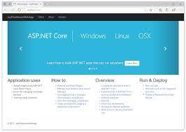 create an asp net core web app in azure microsoft docs