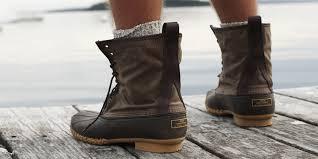 ll bean s boots size 12 l l bean askmen