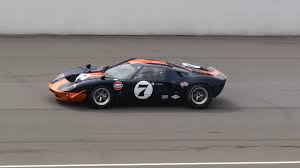 vintage racing ford gt40 superformance youtube
