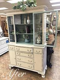 shabby chic china cabinet sold shabby chic hutch before after finders keepers