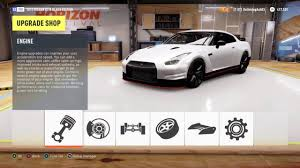 nissan gtr horizon edition forza horizon 2 r35 gtr build and tune fastest gtr video dailymotion