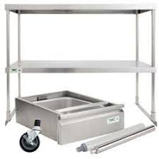Stainless Steel Prep Table With Drawers Stainless Steel Prep Tables Kitchen Work Tables