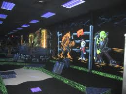 light and leisure danvers nice effects with the wall paintings picture of monster mini golf