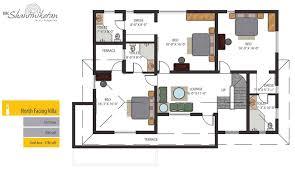 bungalow floor plans krc shantiniketan luxury individual bungalows floorplan luxury