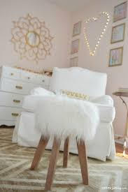 Pink And Gold Bedroom - vote october room finalists gold nursery nursery nook and