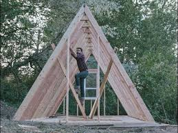 a frame cabin designs how to build an a frame house with low budget
