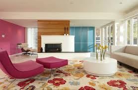 Carpet Trends Family Room Modern With Blue Wall Contemporary - Family room carpet