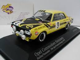 1970 opel commodore mrs modellautos minichamps 400704609 opel commodore a